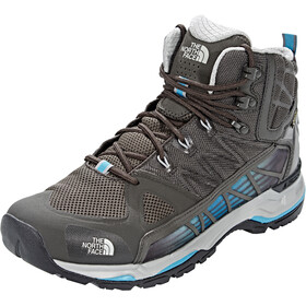 The North Face Ultra GTX Surround Mid Shoes Men Beluga Grey/Algiers Blue